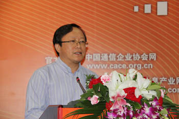 唐元:把握新兴产业发展机遇 发挥信息业作用
