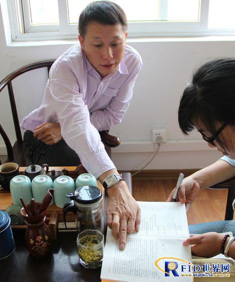 专访杭州中芯微电子公司董事长陈晓初:革新带来的幸福