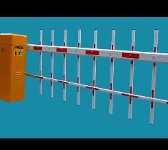 栅栏杆道闸(二杆)