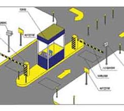 企事业单位停车场系统