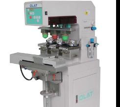 三色直推式油盅移印机