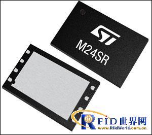 意法半导体推出嵌入式NFC标签芯片系列 面向电子设备应用