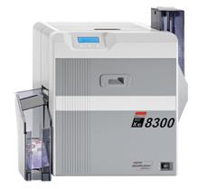 EDIXID8300再转印证卡打印机