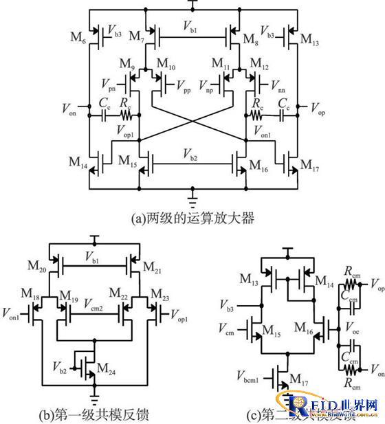 UHF RFID模拟基带中的信道选择滤波器设计