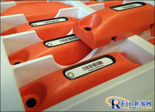 Omni-ID与Atlas RFID合推新的有源标签 坚固耐用