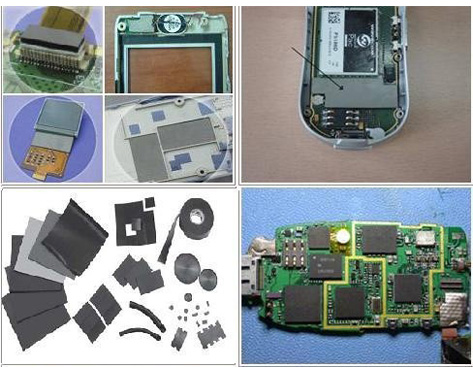 RFID专用磁布/隔磁片