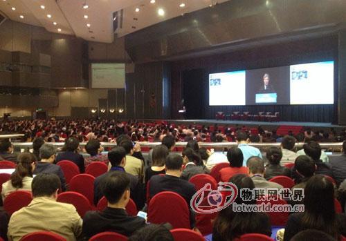 2014(第五届)中国物联网大会暨国际物联网博览会在京隆重开幕