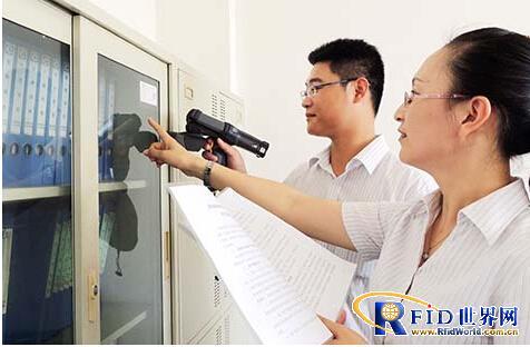 江苏灌南县局(分公司)实施实物资产电子标签数字化管理