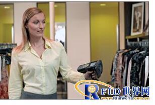 RFID 零售行业整体解决方案