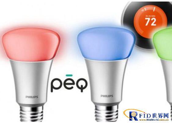 PEQ智能家居服务兼容Nest恒温器和飞利浦hue灯泡