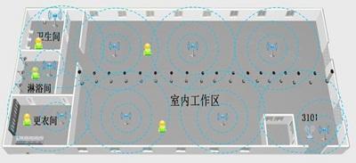 监所智能化安全防范人员定位管理系统