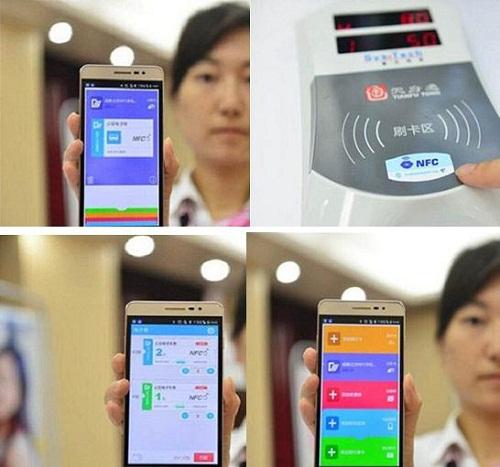 """成都开启公交车NFC电子车票 成全国首个手机""""刷票""""城市"""
