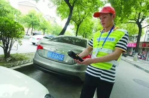 桂林市区道路停车PDA收费将于7月底开始实施