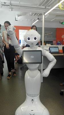 阿里的机器人