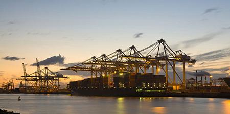 RFID助力果园港打造智能港口