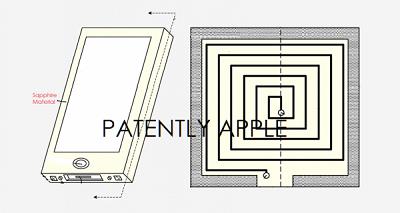 苹果新专利:拟用蓝宝石开发独特的NFC天线结构 以提升设备空间