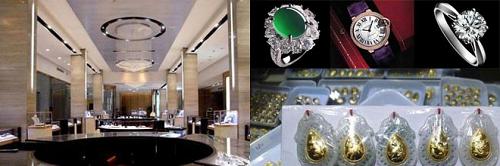 深圳某品牌珠宝商采用RFID防伪防窜货技术