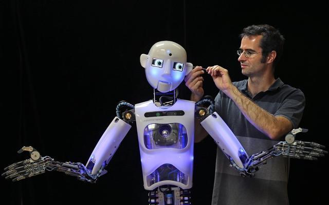 机器人技术专利申请 中国已列全球第一