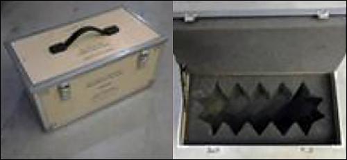 KLM使用RFID技术,减少零部件包装成本