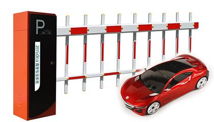 易科士停车场管理系统解决方案