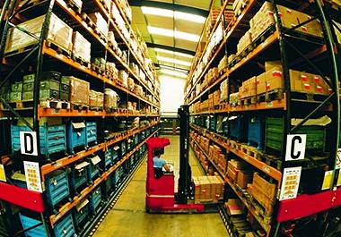 RFID智能仓储系统