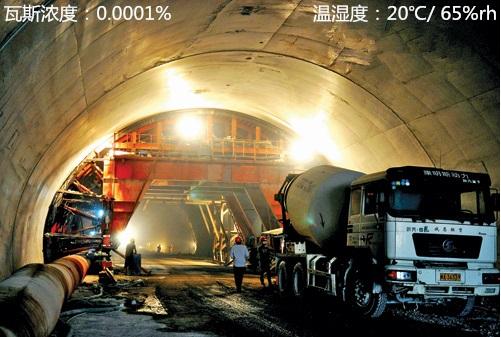 隧道工人出入门禁定位系统自动感应识别系统