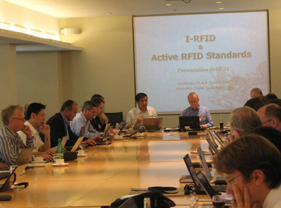 "RFID世界大会系列报道——颠覆性的""亚搏娱乐网站入口物联""技术LDSW将亮相RFID世界大会"