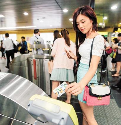 悠游卡只做半套:7月后不能在高捷车站加值