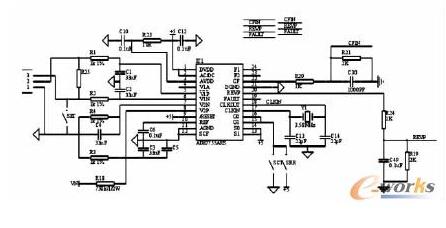 基于射频识别技术的智能电能表的设计