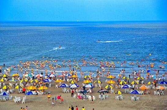 松兰山海滨旅游度假区智能消费系统