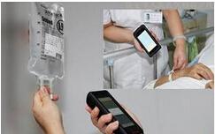 基于RFID技术的无线输液系统