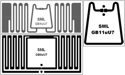 SML集团推出新款小型RFID嵌体,内置新型NXP IC