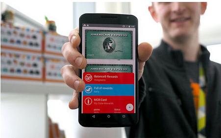 为加大推广 Android Pay将可被集成于银行App中