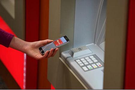 ATM也要告别银行卡? NFC等非接取款或成未来主流