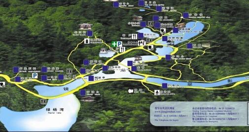 RFID景区管理系统