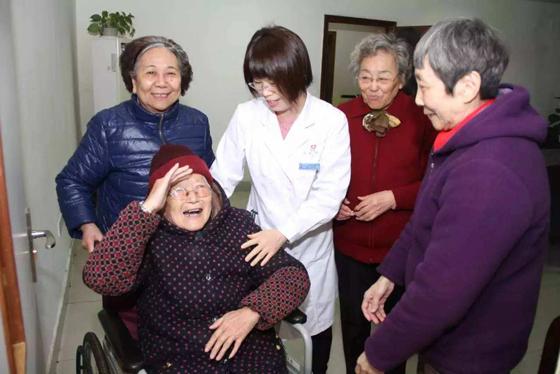 养老院老人定位管理系统