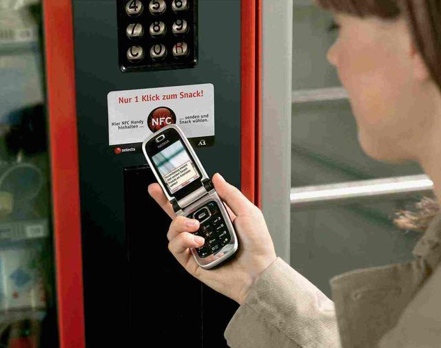 NFC与RFID在智能手机支付应用,你知道吗?