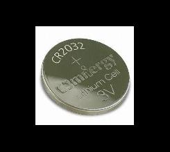 标签锂锰纽扣电池CR2032