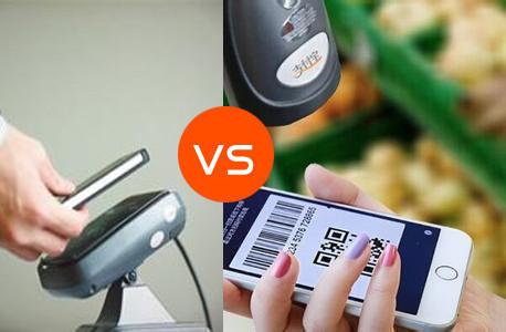NFC支付VS二维码支付,谈输赢还为时尚早