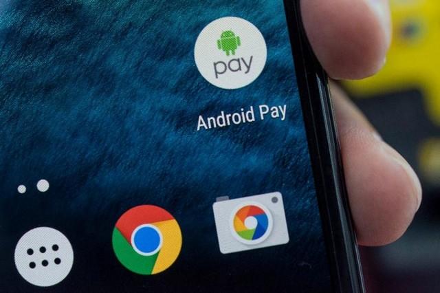 继日港台后 Android Pay传8月进军韩国