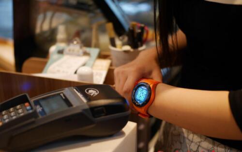 让支付更快捷 HUAWEI WATCH 2诠释智能穿戴移动支付