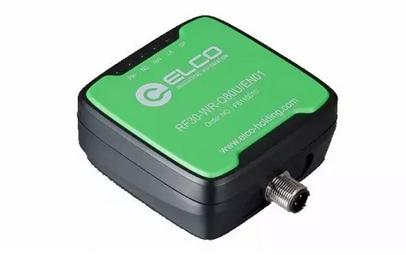 宜科Q80U系列超高频RFID读写头成功解决AGV小车定位难题