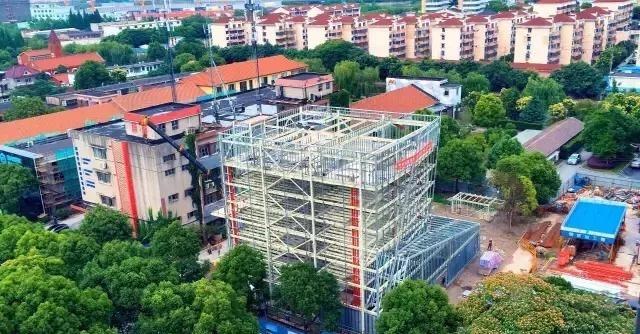 120秒搞定停车!上海首家智能停车库,7月南翔正式亮相!