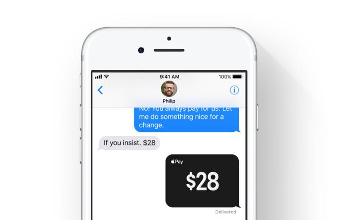 Apple Pay将支持个人转账:信用卡收3%手续费