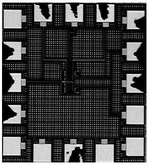 一种0.1-1.2GHz的CMOS射频收发开关芯片设计