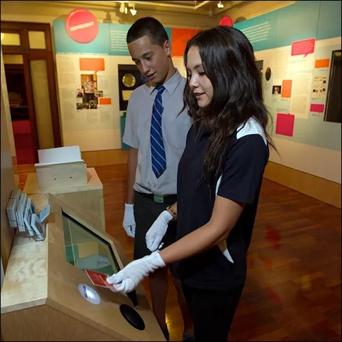 澳大利亚博物馆通过RFID技术展出澳大利亚民主史