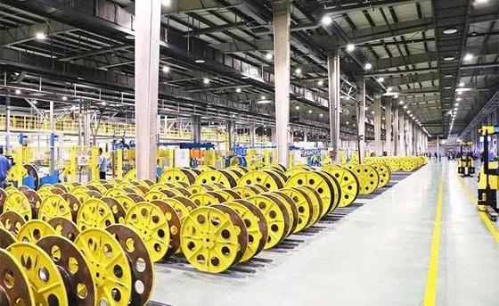TBL华清科盛助万力轮胎造国内智能轮胎工厂