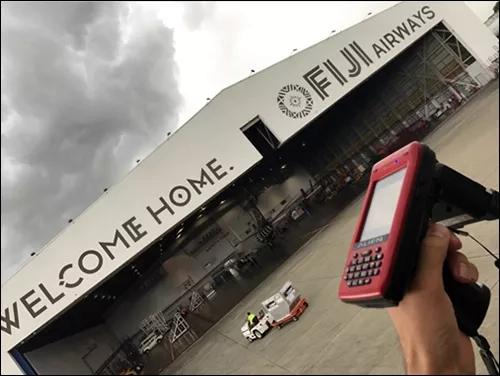 斐济航空使用RFID技术,改善应急设备管理