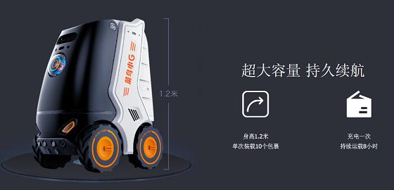 中国物流领先世界 三足鼎立 打造智能化物流体系