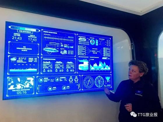 皇家加勒比发布创新科技应用,2019年前覆盖所有邮轮